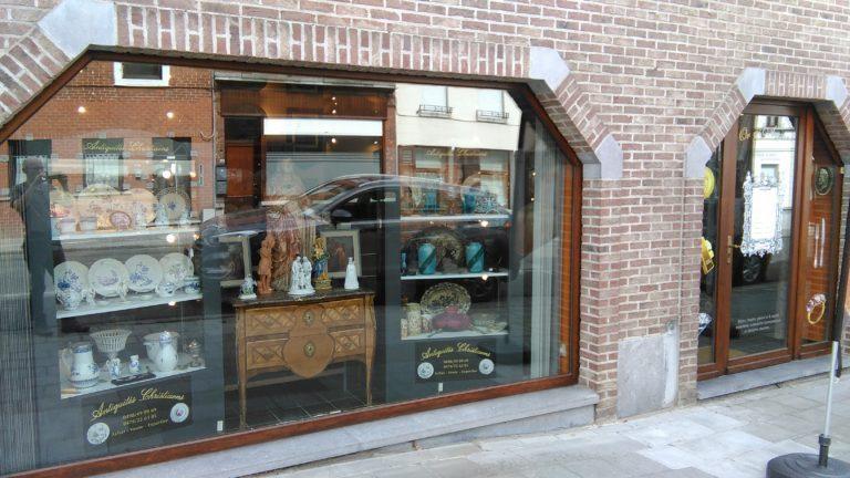Notre boutique 39 Avenue de la Basilique à 7603 Bonsecours - Belgique (+32) 0476 226385